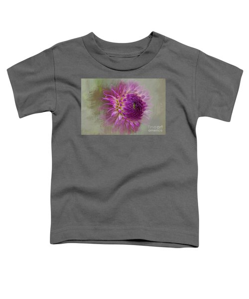 Dahlia Dream Toddler T-Shirt