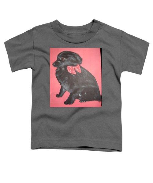 Daisy Scared Little Dog Toddler T-Shirt