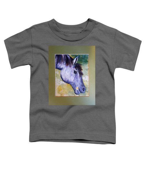 Daisy The Old Mare     52 Toddler T-Shirt