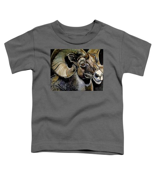 Dakota Monarch Toddler T-Shirt