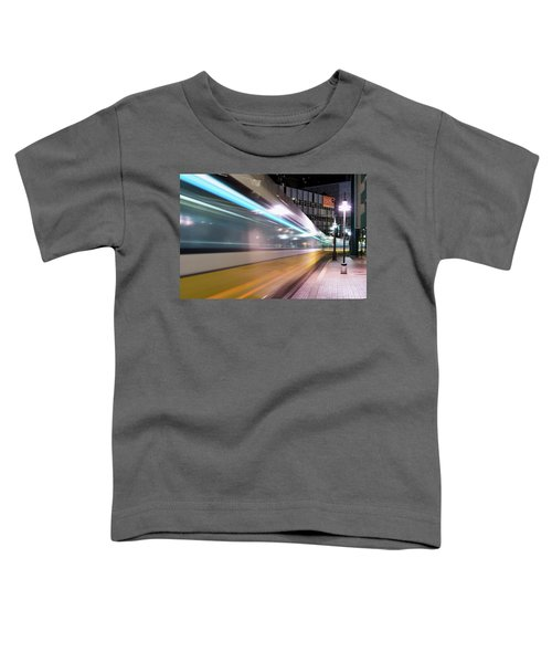 Dallas Dart Motion 012618 Toddler T-Shirt