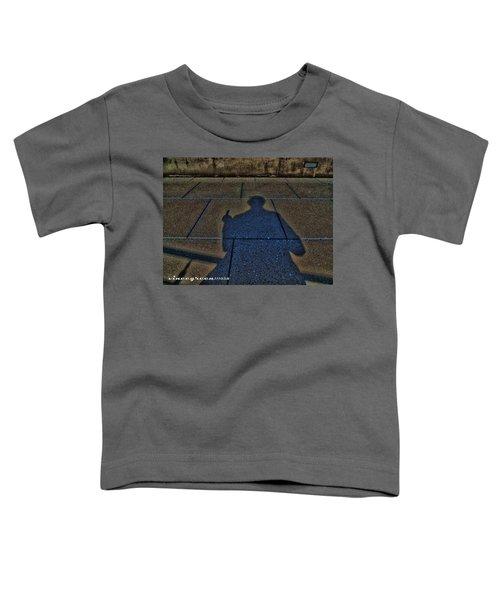 Damn Shadow Figure Toddler T-Shirt