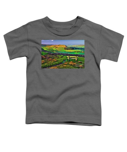 Danby Dale Yorkshire Toddler T-Shirt