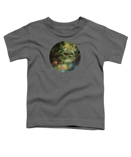 Dance Of Color And Light Toddler T-Shirt