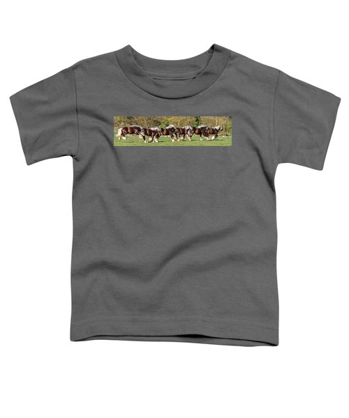 Dance Of The Gypsy Toddler T-Shirt