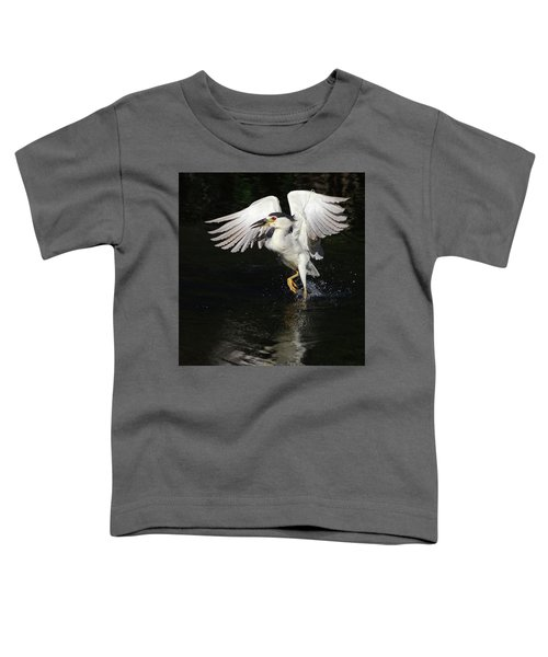 Dance On Water. Toddler T-Shirt