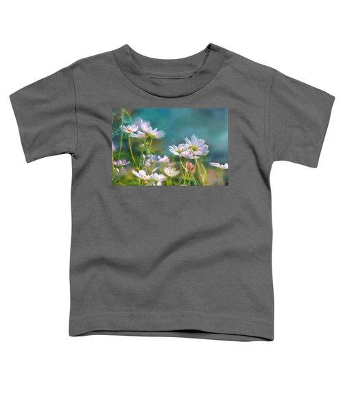Dancing Cosmos Toddler T-Shirt