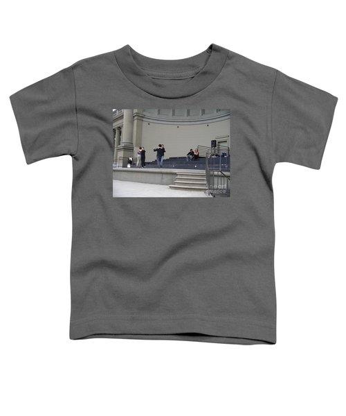 Dancing In Golden Gate Park Toddler T-Shirt