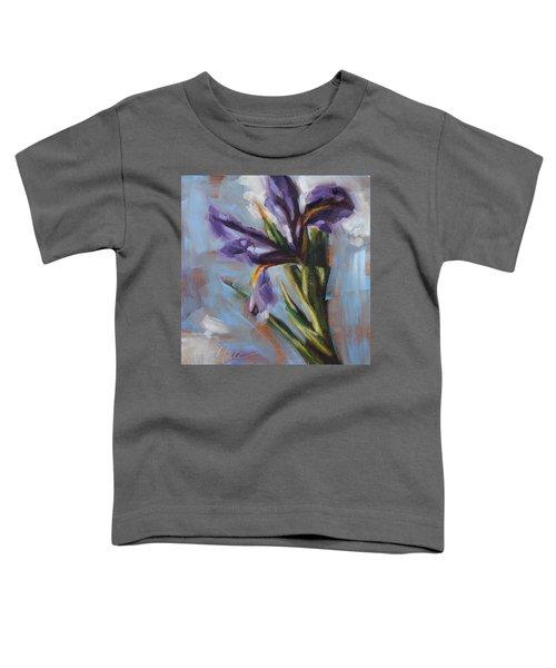 Dancing Iris Toddler T-Shirt