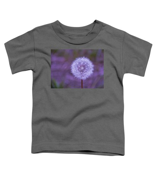 Dandelion Geometry Toddler T-Shirt