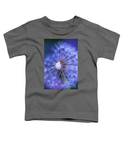 Dandelion Wish Toddler T-Shirt