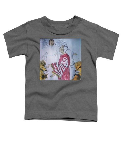 Daniel And Lion's Den Toddler T-Shirt