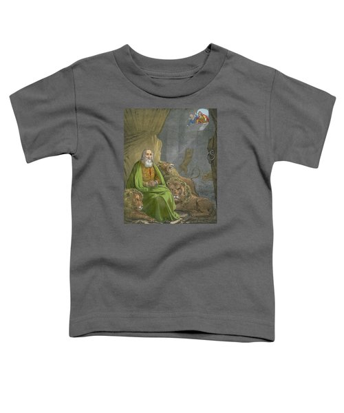 Daniel In The Lions' Den Toddler T-Shirt