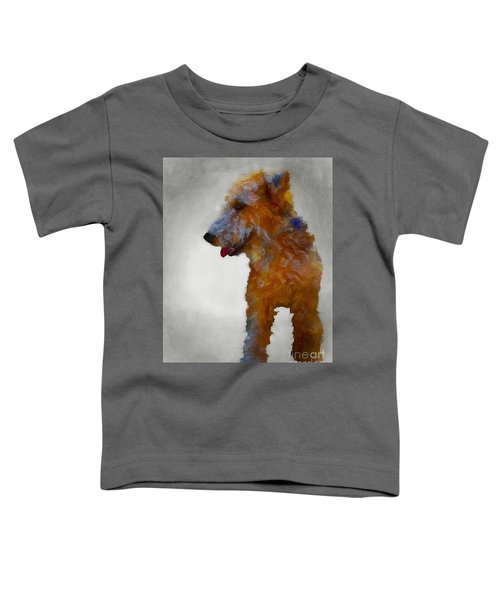 Darby Dog Toddler T-Shirt
