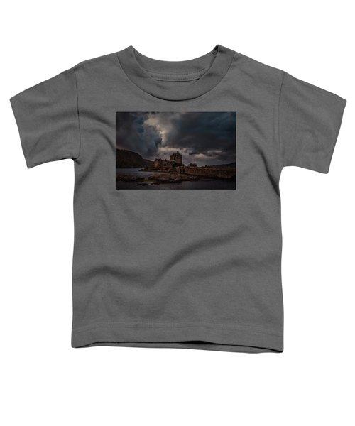 Dark Clouds #h2 Toddler T-Shirt