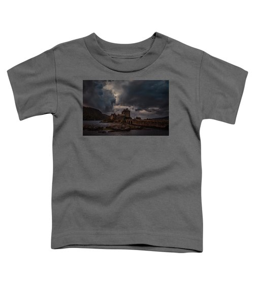 Dark Clouds #h2 Toddler T-Shirt