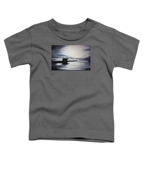 Dark Of Dawn Toddler T-Shirt