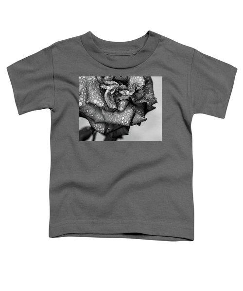 Dark Wet Rose Toddler T-Shirt