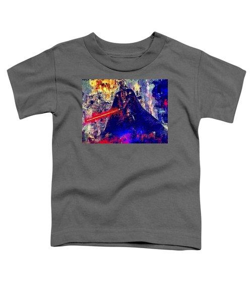 Darth Vader Toddler T-Shirt