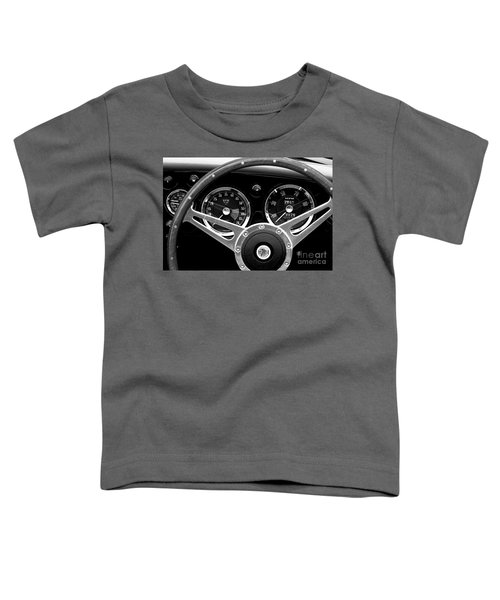 Toddler T-Shirt featuring the photograph Dashboard by Stephen Mitchell