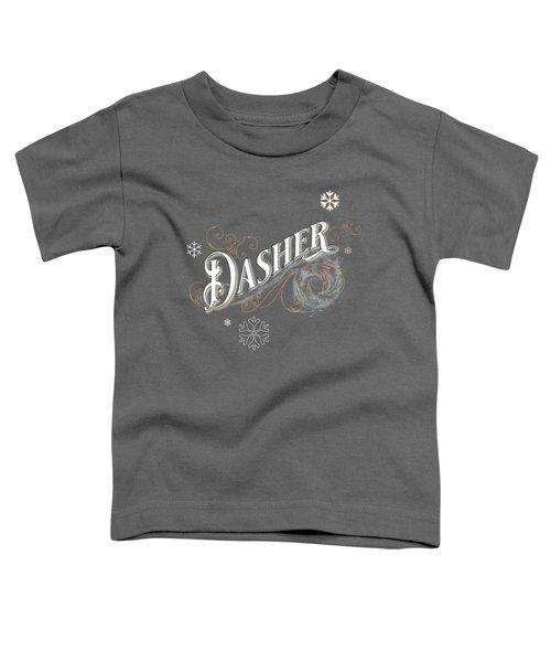 Dasher Toddler T-Shirt