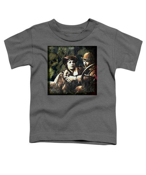 Date Night Toddler T-Shirt