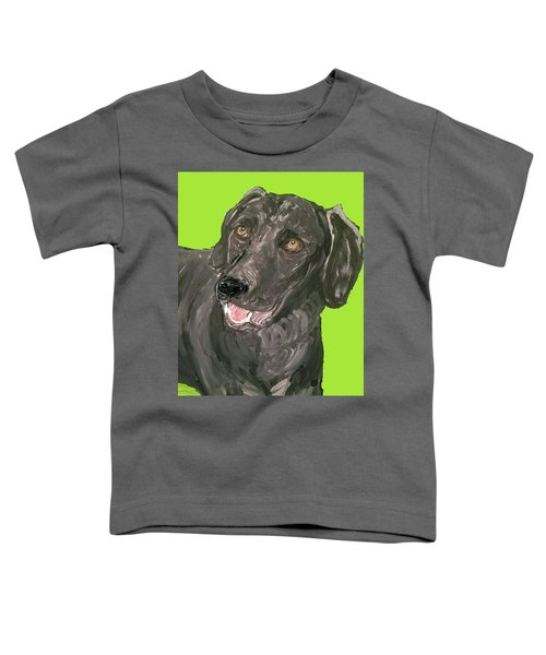 Date With Paint Sept 18 7 Toddler T-Shirt
