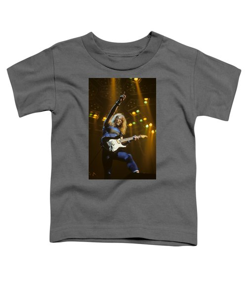 Dave Murray Of Iron Maiden Toddler T-Shirt