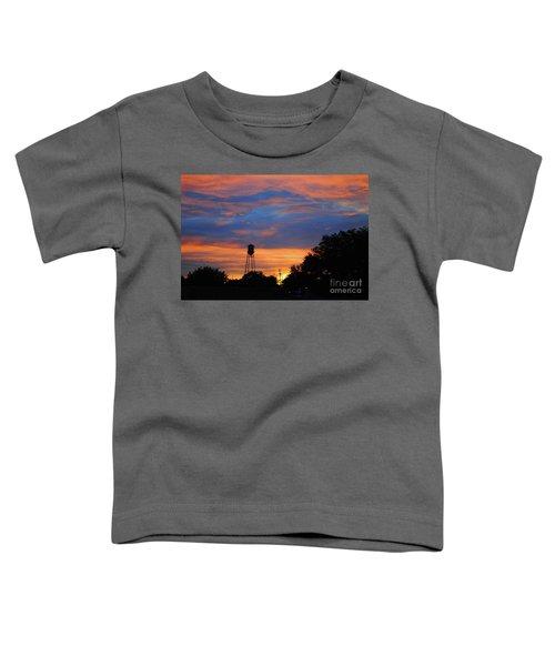 Davenport Tower Toddler T-Shirt