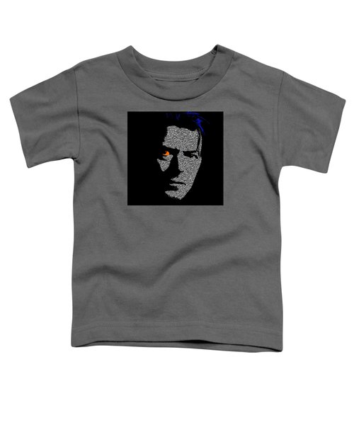 David Bowie 1 Toddler T-Shirt