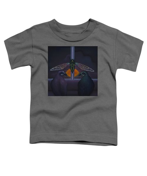 Dawn And The Echo Of Confession Toddler T-Shirt