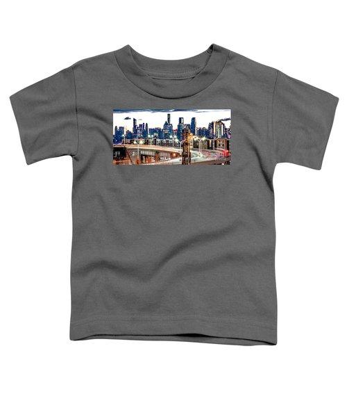 Dawn Commute Toddler T-Shirt