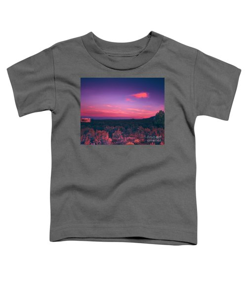 Dawn In Taos Toddler T-Shirt