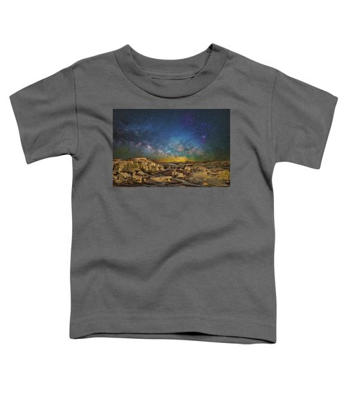 Dawn Of The Universe Toddler T-Shirt