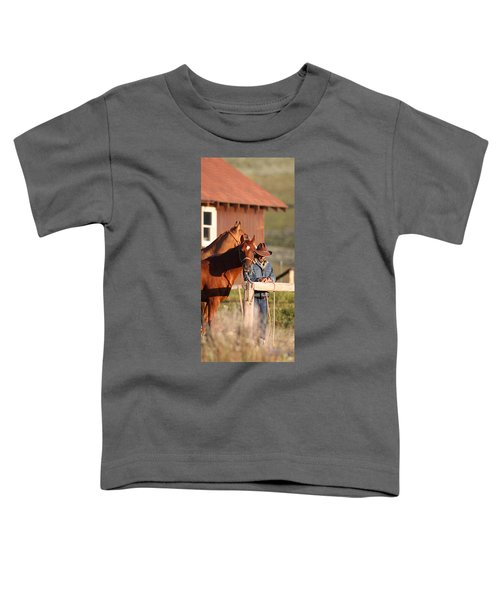 Day Thoughts Toddler T-Shirt