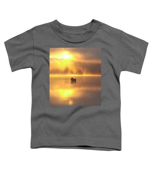 Daybreak Fishermen Toddler T-Shirt