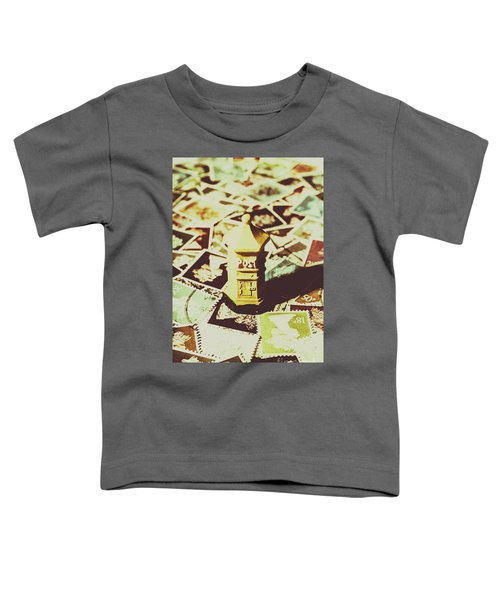 Days From The Vintage Post Office Toddler T-Shirt