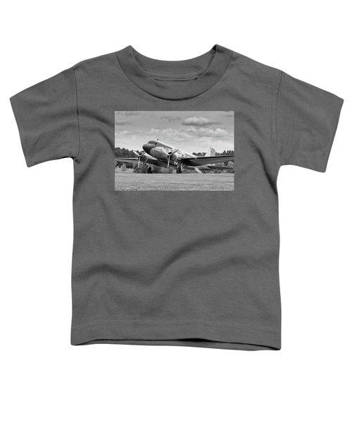 Dc-3 On Grass Toddler T-Shirt