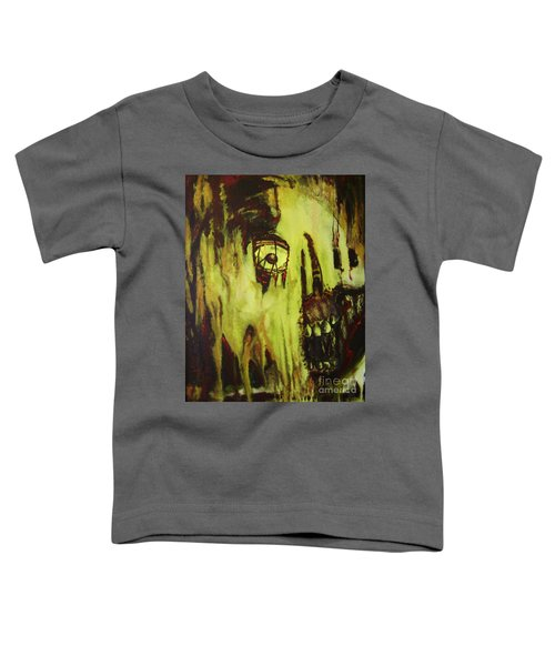 Dead Skin Mask Toddler T-Shirt