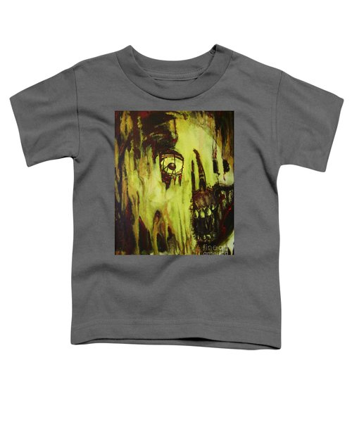 Dead Skin Mask Toddler T-Shirt