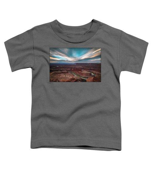 Deadhorse Point Sunrise Toddler T-Shirt