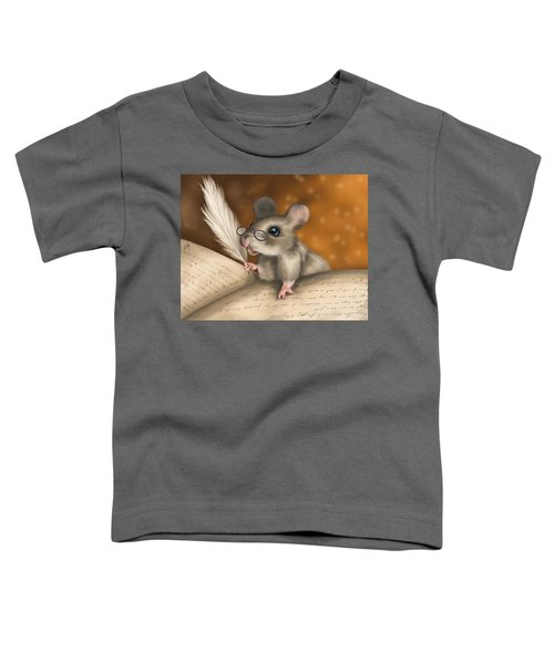 Dear Friend, I Am Writing To You Toddler T-Shirt
