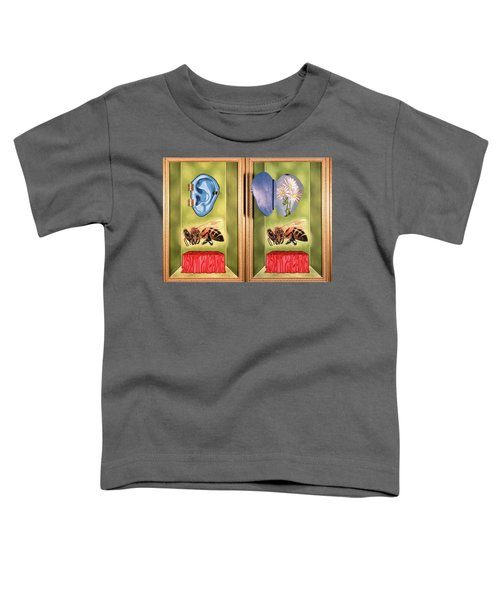 Death Of The Canadian Bee Toddler T-Shirt
