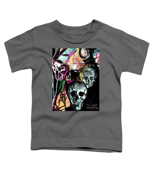 Death Study-2 Toddler T-Shirt