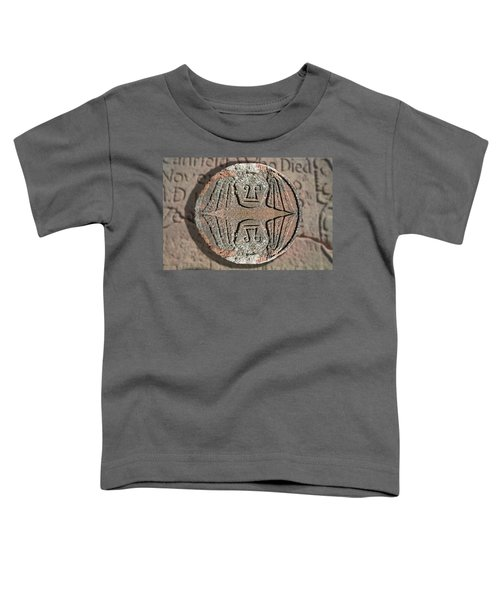 Death's Head For Rufse Canfield Toddler T-Shirt