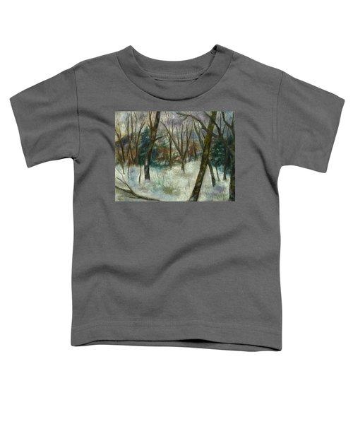 December On Cooper Hill Toddler T-Shirt