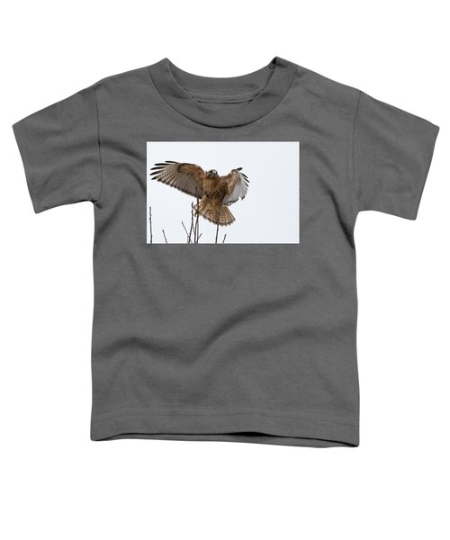 Decisive  Moment Toddler T-Shirt