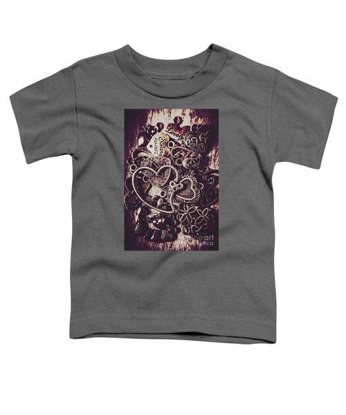 Decorating A Love Nest Toddler T-Shirt