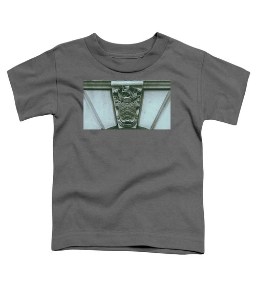 Decorative Keystone Architecture Details C Toddler T-Shirt