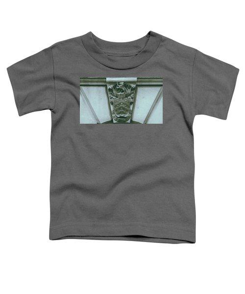 Decorative Keystone Architecture Details C Toddler T-Shirt